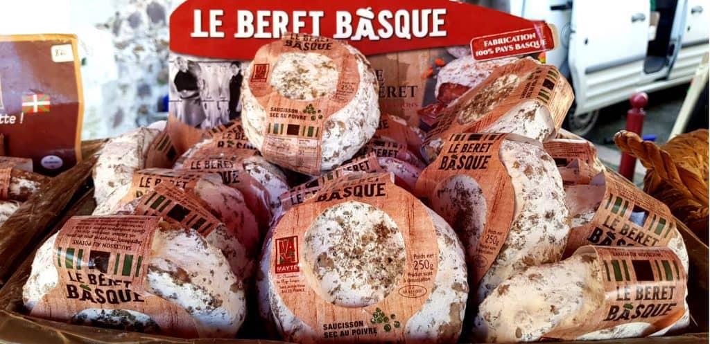 Marché12 Beret Basque