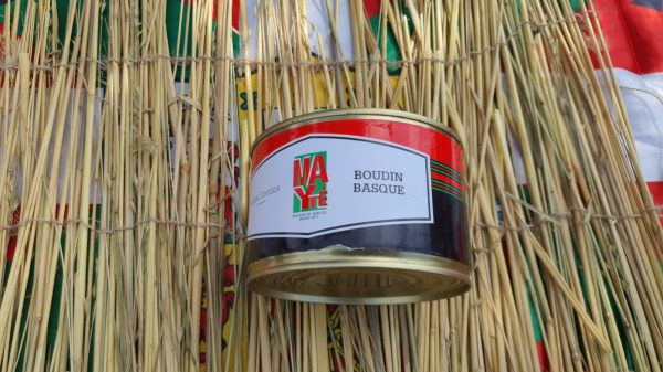 boudin basques