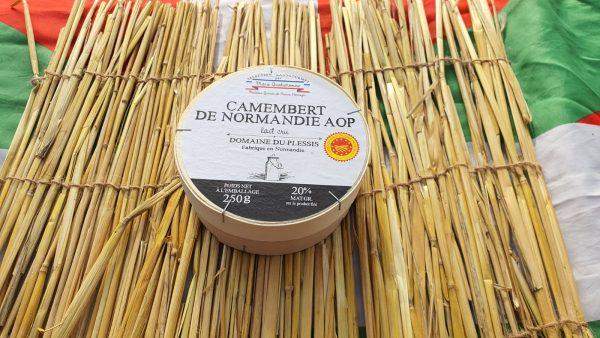 camenbert normandie aop domaine duplessis